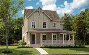 Linden - Villages of Urbana: Frederick, District Of Columbia - Dream Finders Homes