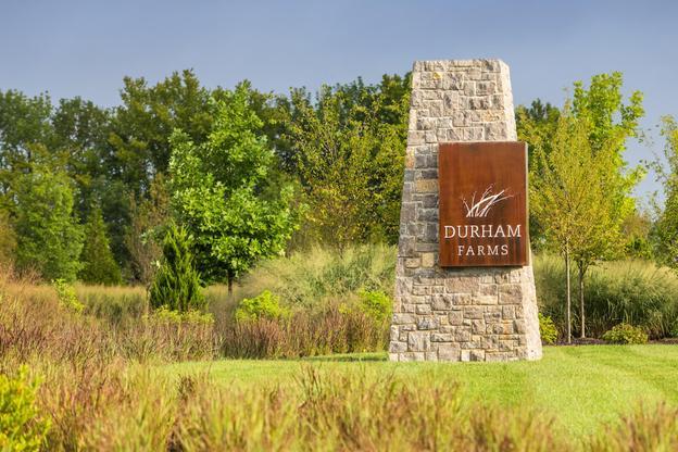 Durham Farms Entry