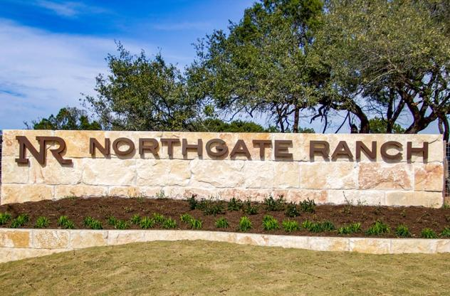 The Northgate Ranch Entrance