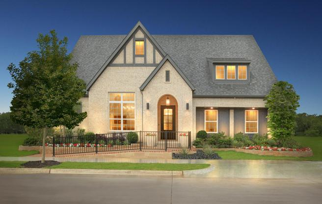 Viridian Elements In Arlington Tx New Homes By Drees