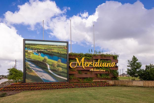 Meridiana Community Entrance