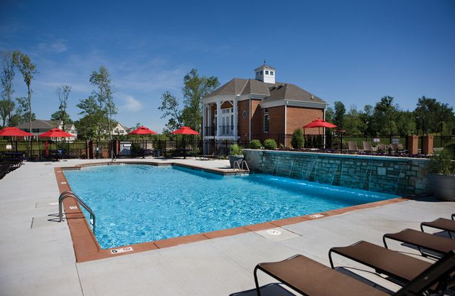 Clubhouse and Family Pool:Harmony Clubhouse and pool