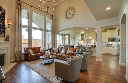Greatroom-and-Dining-in-Oakley-at-Rough Hollow-in-Austin