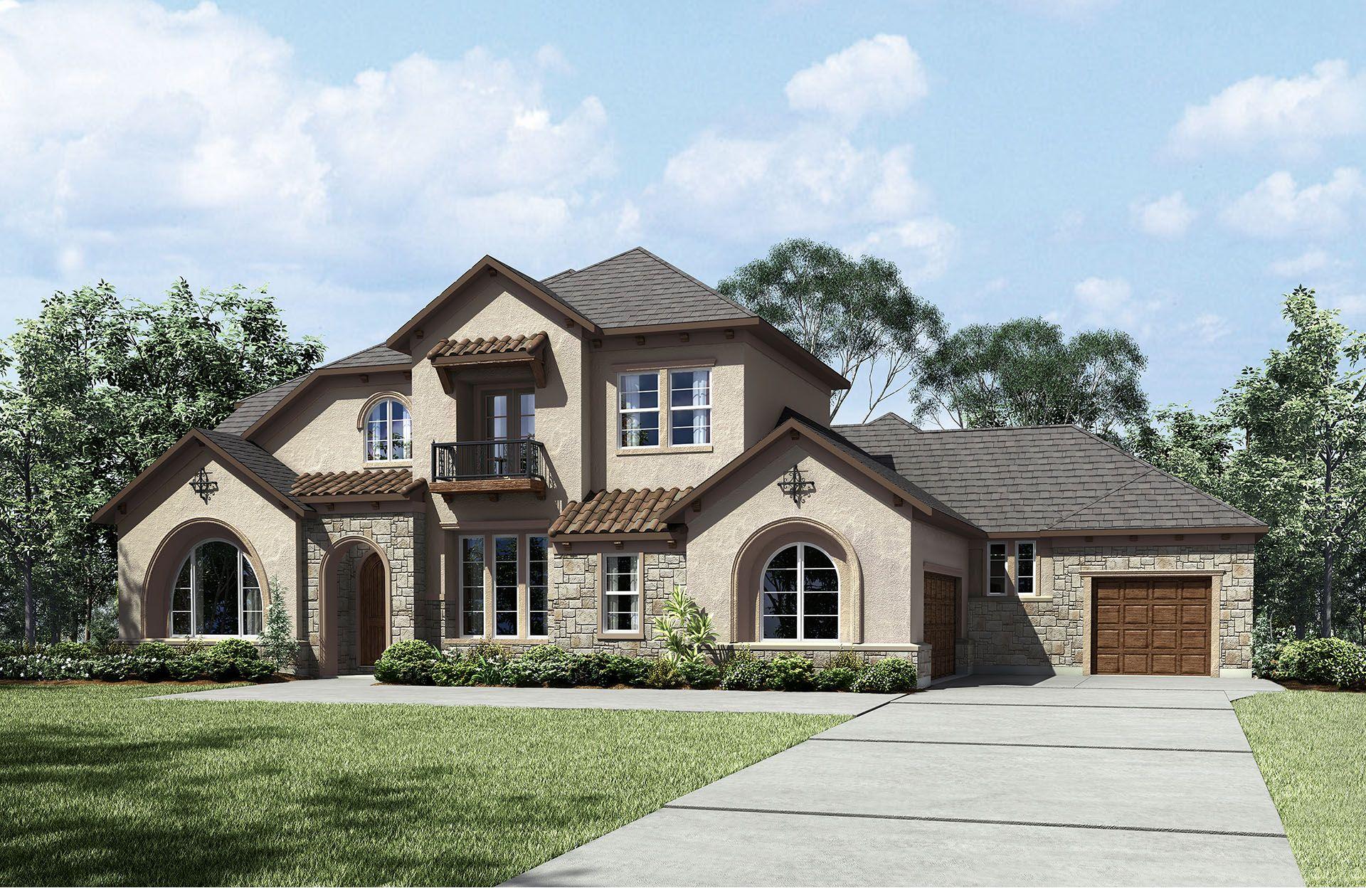 Drees Custom Homes Floor Plans: Travisso In Leander, TX, New Homes & Floor Plans By Drees