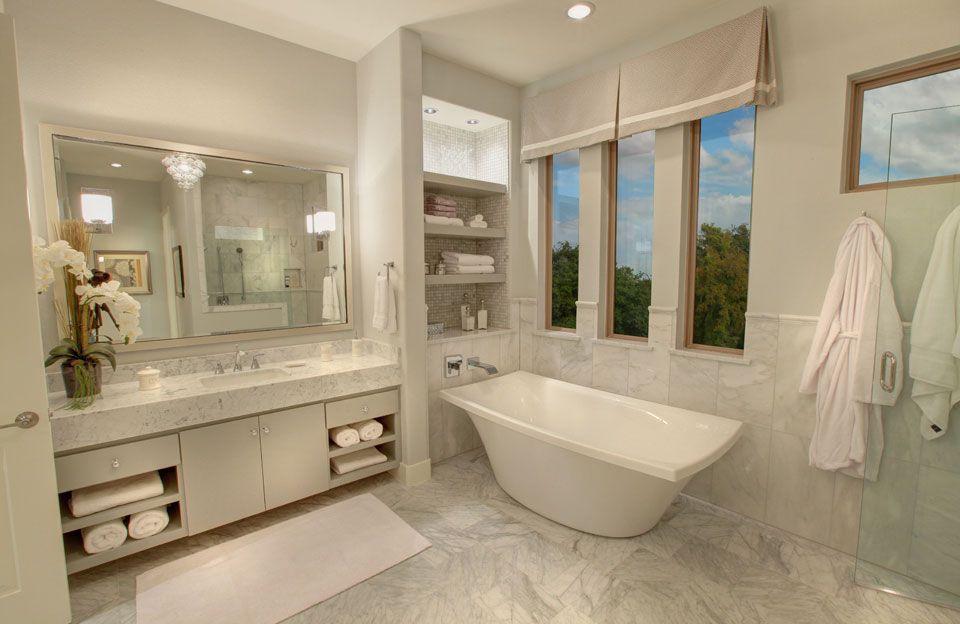 Bathroom featured in the Lynmar By Drees Custom Homes in Austin, TX