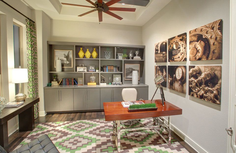 Living Area featured in the Lynmar By Drees Custom Homes in Austin, TX