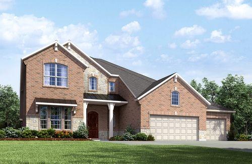 New Homes In Cedar Park TX