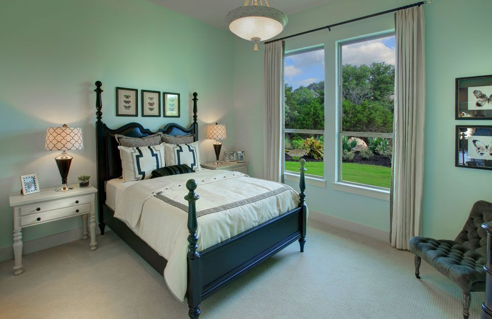 Bedroom-in-Colinas II-at-Rocky Creek-in-Austin