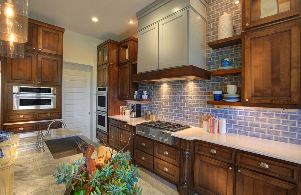 Kitchen-in-Colinas II-at-Caliterra-in-Dripping Springs