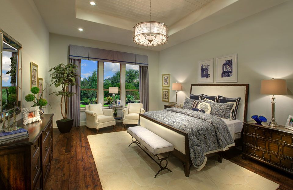 Bedroom featured in the Colinas II By Drees Custom Homes in Austin, TX