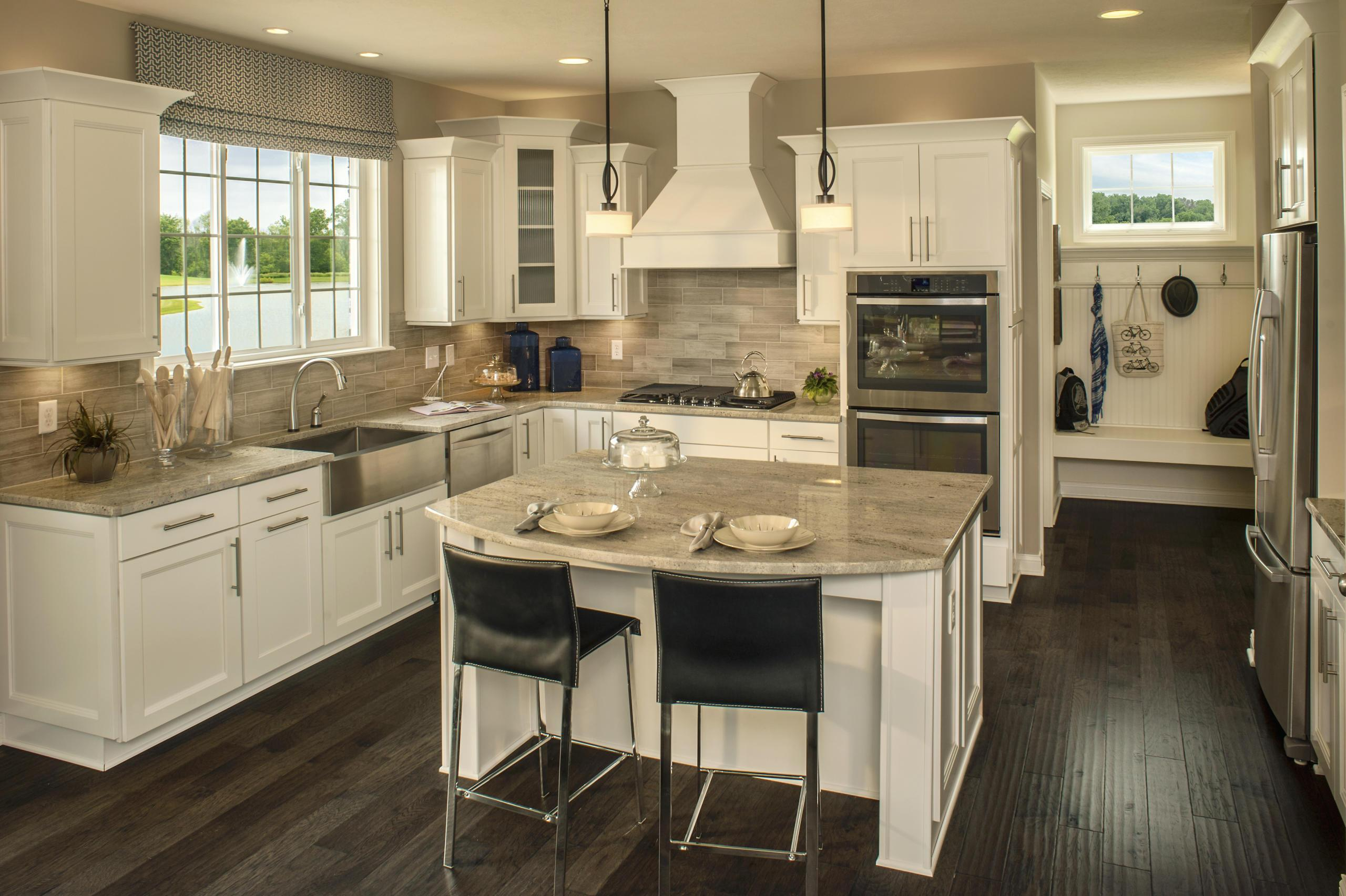 Kitchen-in-Langdon-at-Crooked Tree Preserve-in-Mason