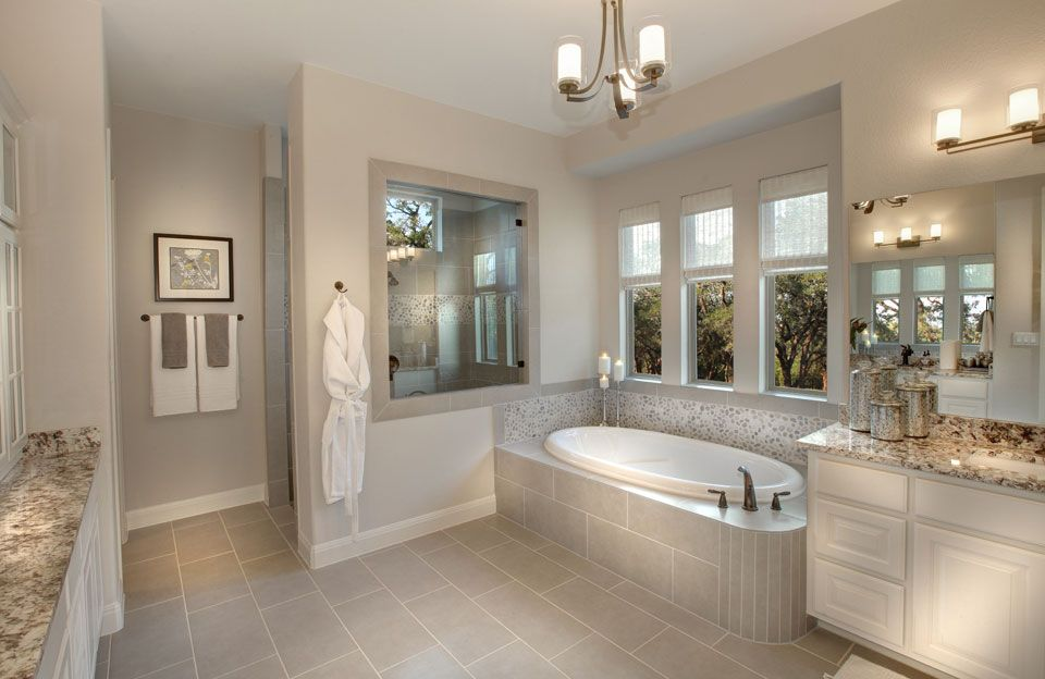 Bathroom featured in the Parker By Drees Custom Homes in Austin, TX