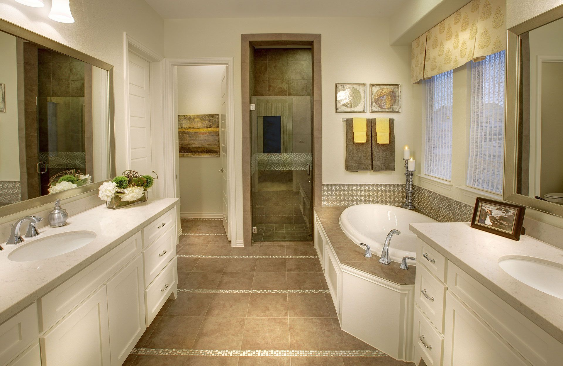 Bathroom featured in the Tiana By Drees Custom Homes in Dallas, TX