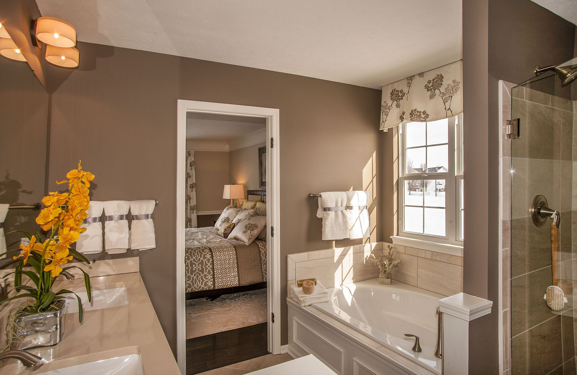 Bathroom featured in the Chester By Drees Homes in Cleveland, OH