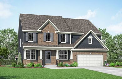 drees homes new home plans in fishers in newhomesource