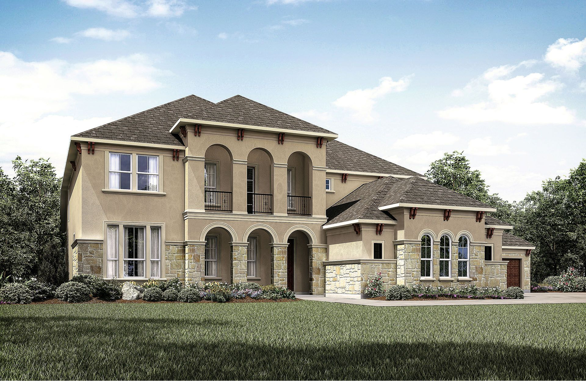 New Luxury Homes In Houston