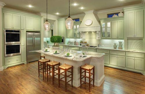 Kitchen-in-Ravenna-at-Canyon Falls-in-Argyle