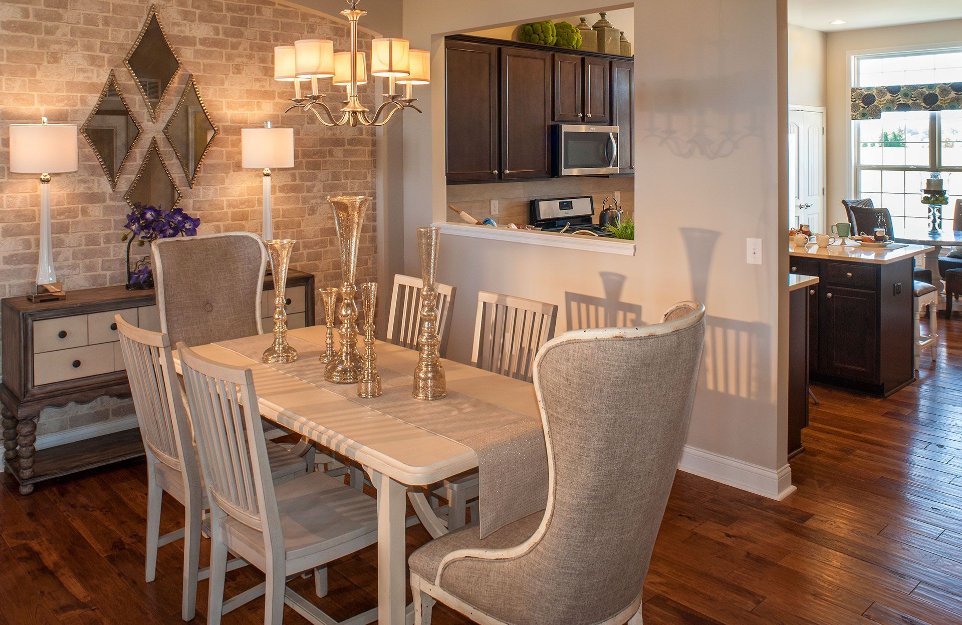 Living Area featured in the Waverly By Drees Homes in Cincinnati, KY