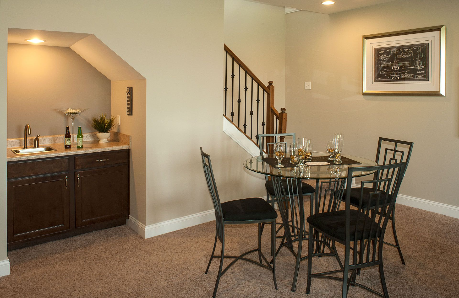 Kitchen featured in the Waverly By Drees Homes in Cincinnati, KY
