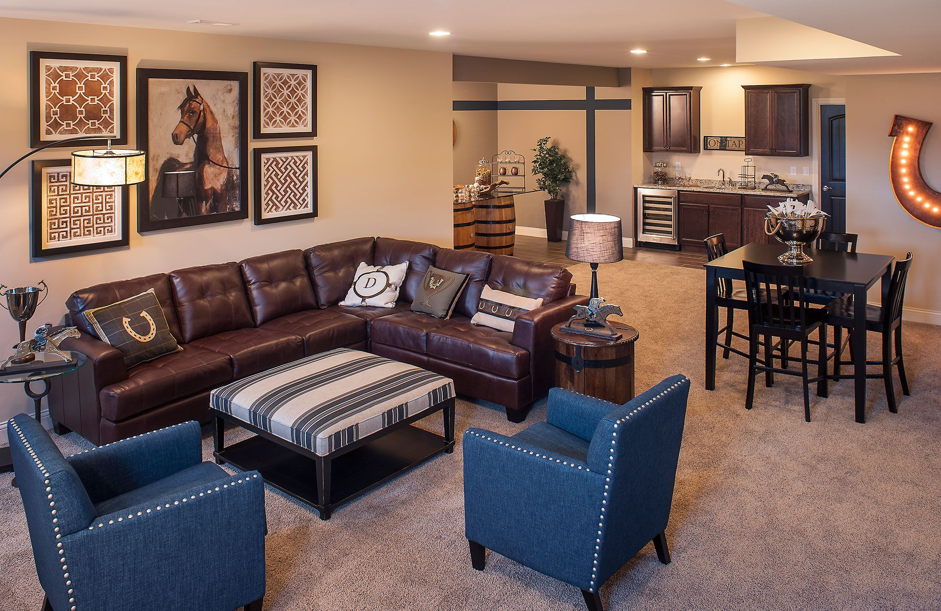 Recreation-Room-in-Ash Lawn-at-Foxborough-in-West Chester