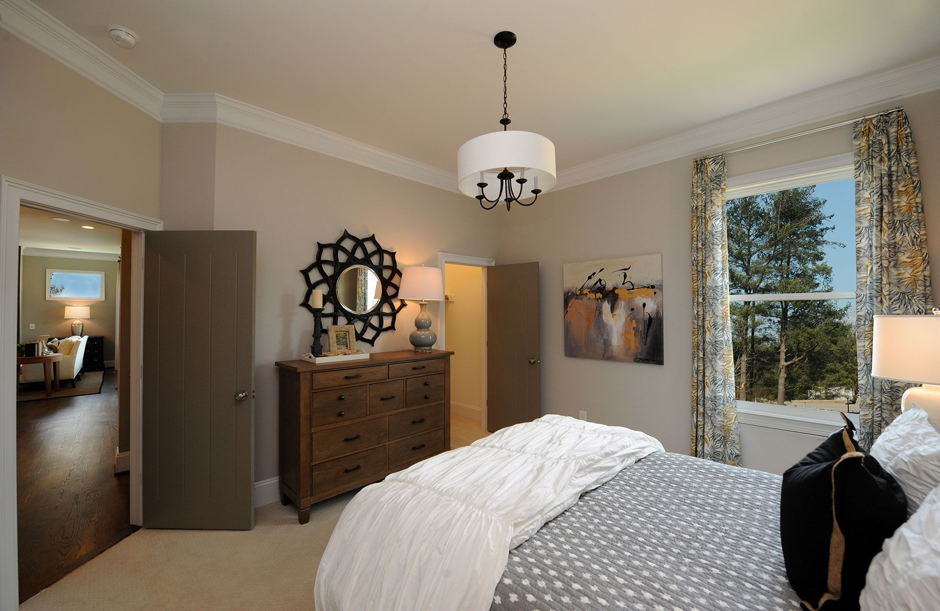 Bedroom featured in the Reese By Drees Homes in Raleigh-Durham-Chapel Hill, NC