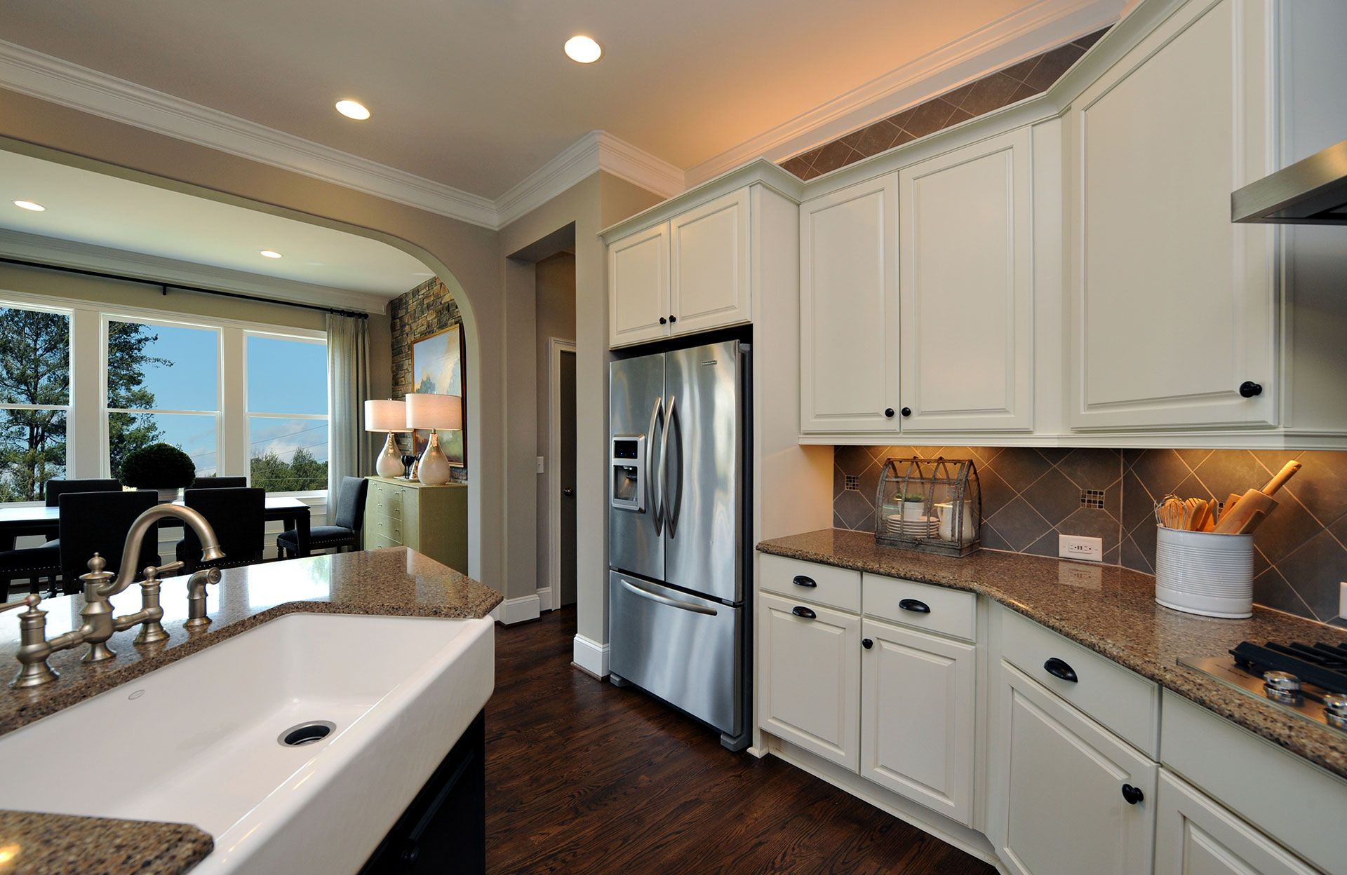 Kitchen featured in the Reese By Drees Homes in Raleigh-Durham-Chapel Hill, NC