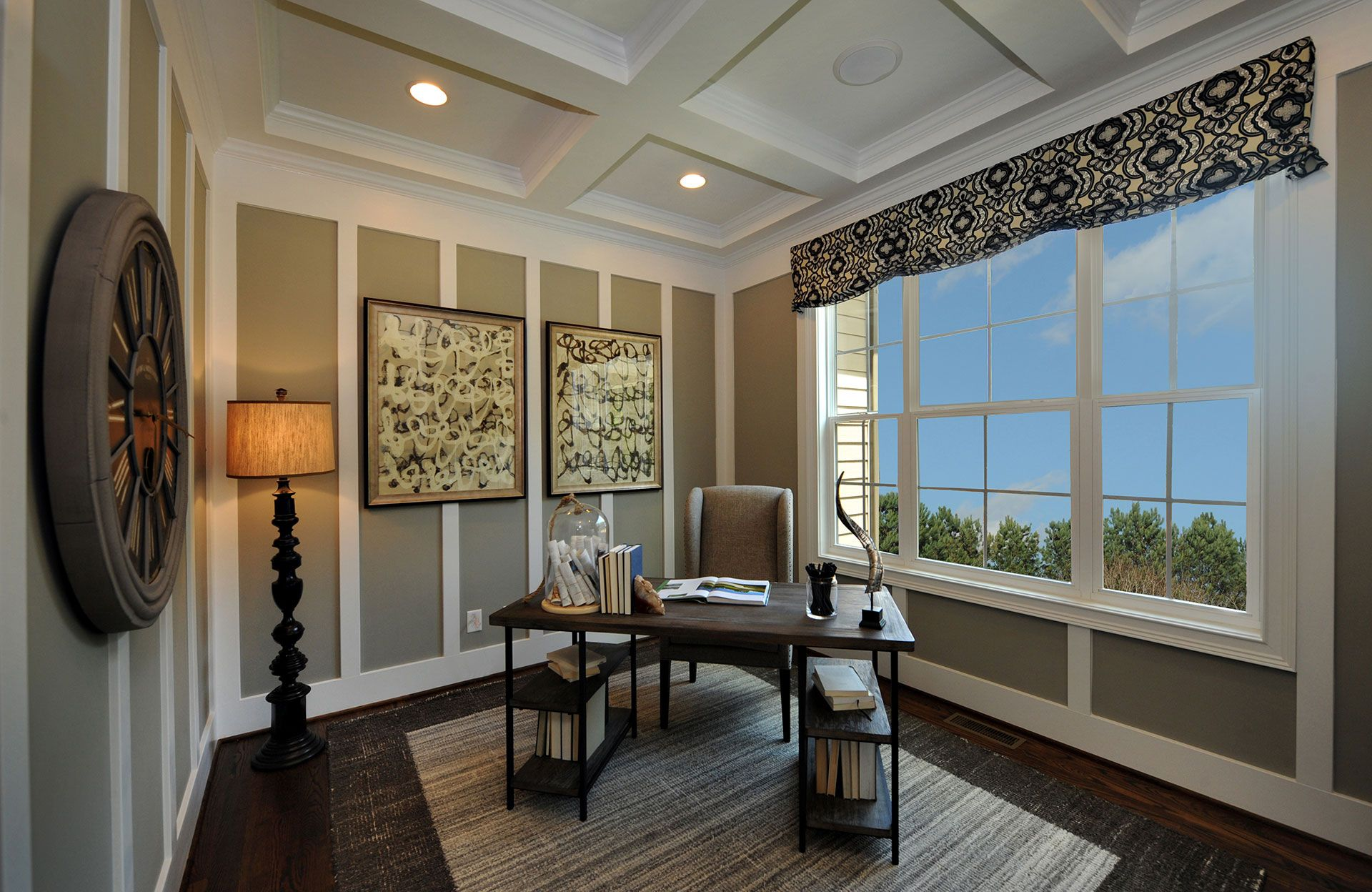 Living Area featured in the Reese By Drees Homes in Raleigh-Durham-Chapel Hill, NC