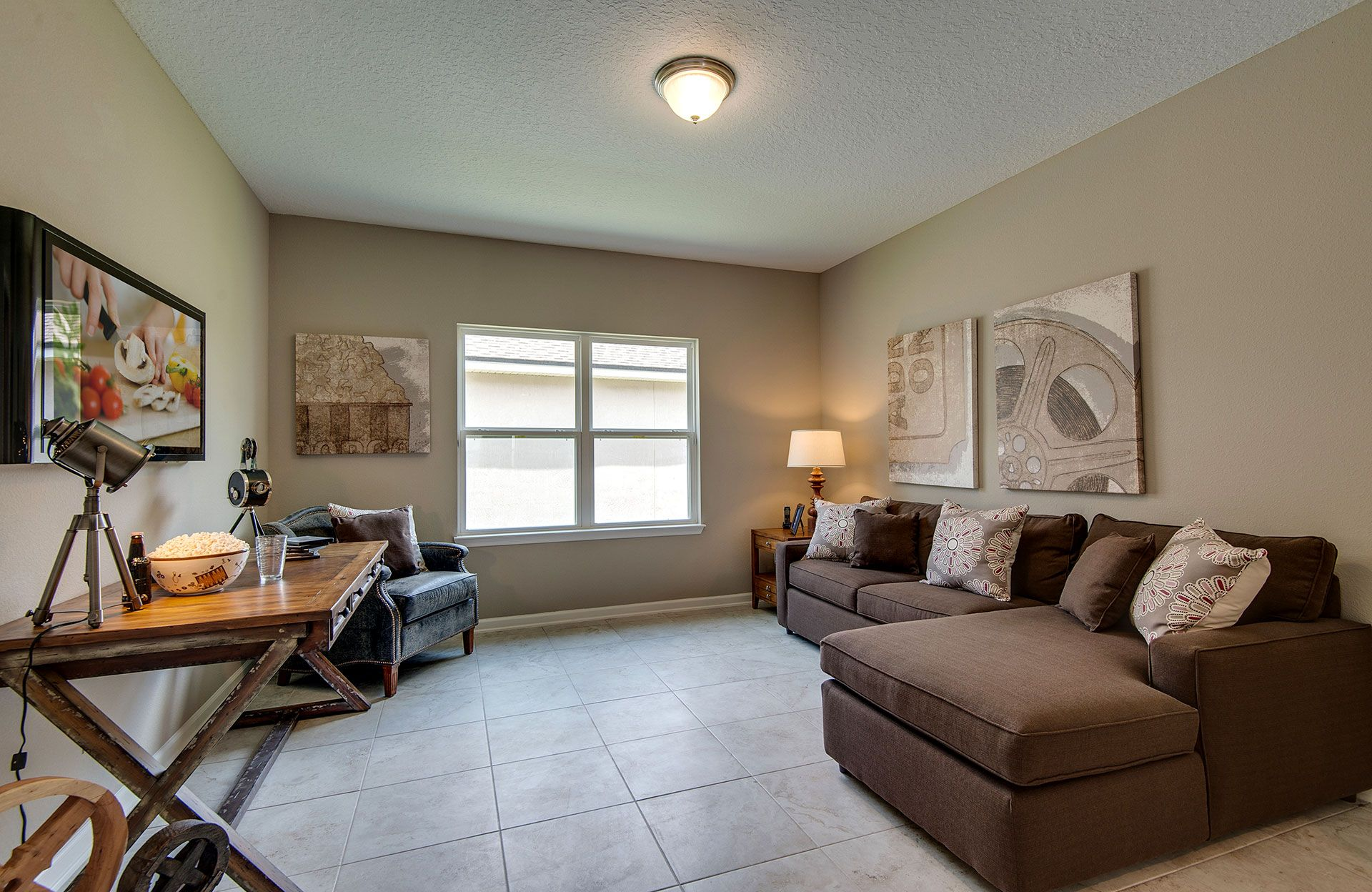Living Area featured in the Hilton By Drees Homes in Jacksonville-St. Augustine, FL