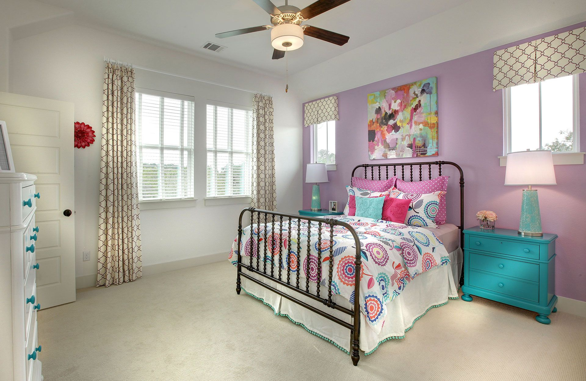 Bedroom-in-Tanner-at-Wolf Ranch-in-Georgetown