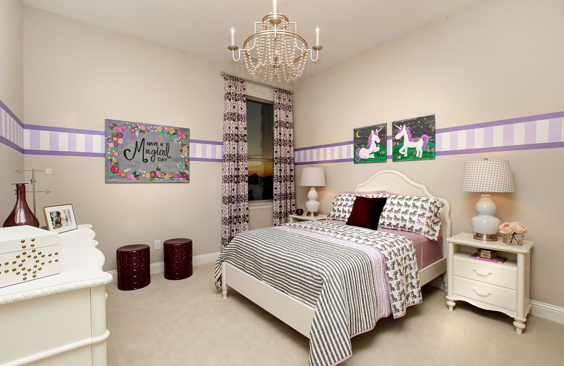 Bedroom featured in the Cambria II By Drees Custom Homes in Dallas, TX