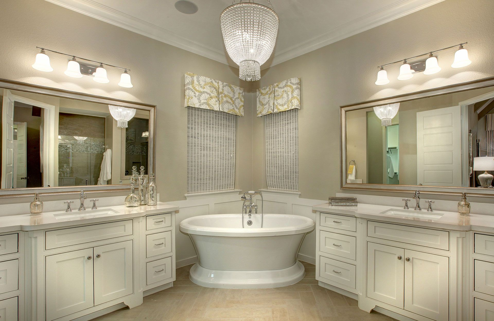 Bathroom featured in the Cambria II By Drees Custom Homes in Dallas, TX