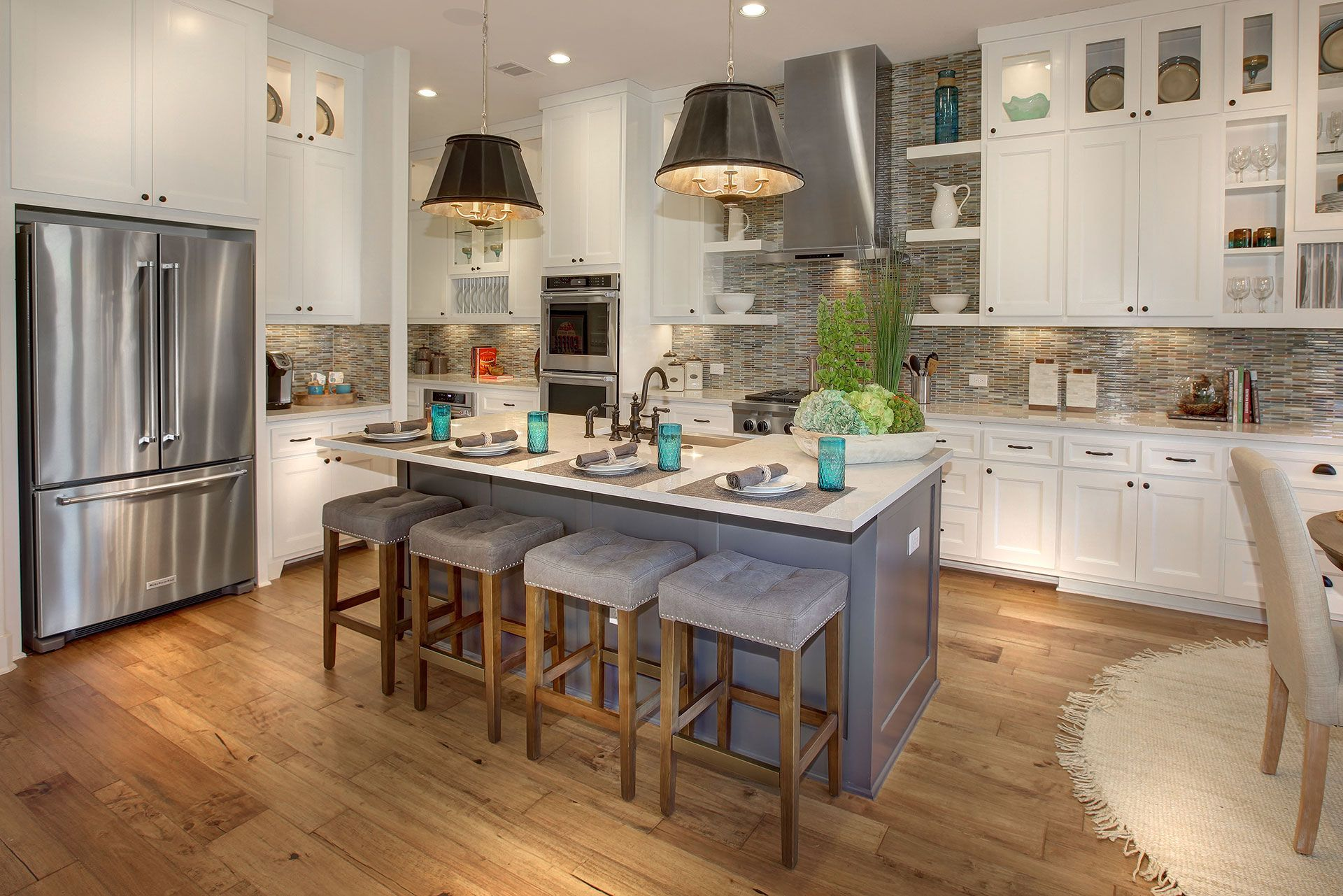 Kitchen-in-Kenwood II-at-Wolf Ranch-in-Georgetown