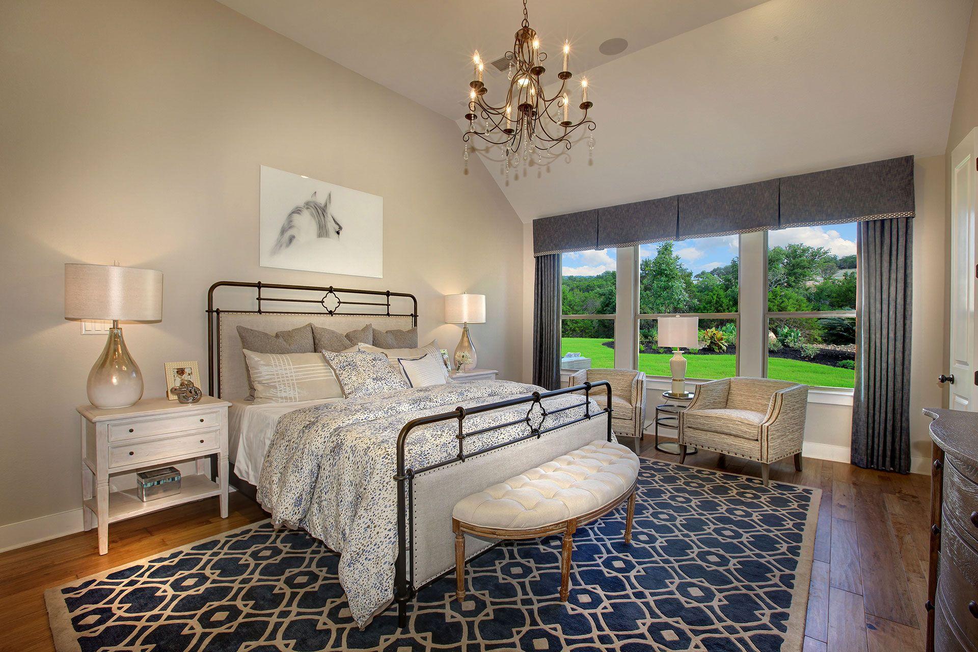 Bedroom-in-Kenwood II-at-Caliterra-in-Dripping Springs