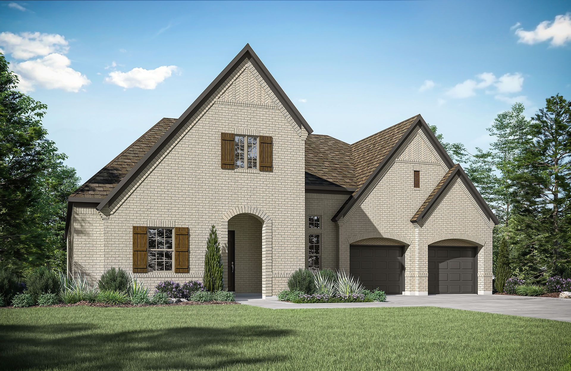 By Riverside Homebuilders Homes From 270000 1442mi Parks Of Aledo