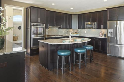 Kitchen-in-Buchanan-at-The Overlook at Vandalia-in-Plainfield