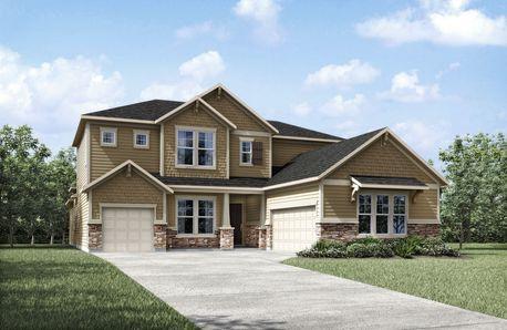 Markland In Saint Augustine Fl New Homes Floor Plans