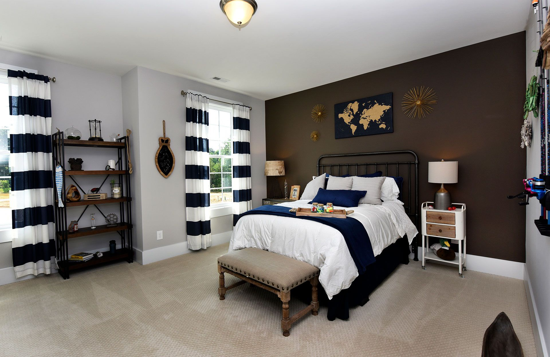 Bedroom featured in the Buchanan By Drees Homes in Raleigh-Durham-Chapel Hill, NC