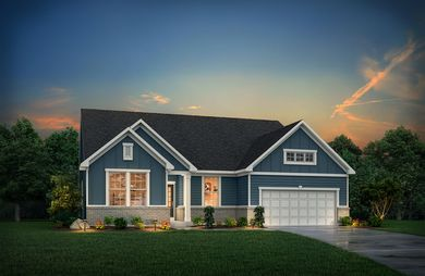 Drees Homes New Home Plans in Avon IN | NewHomeSource on