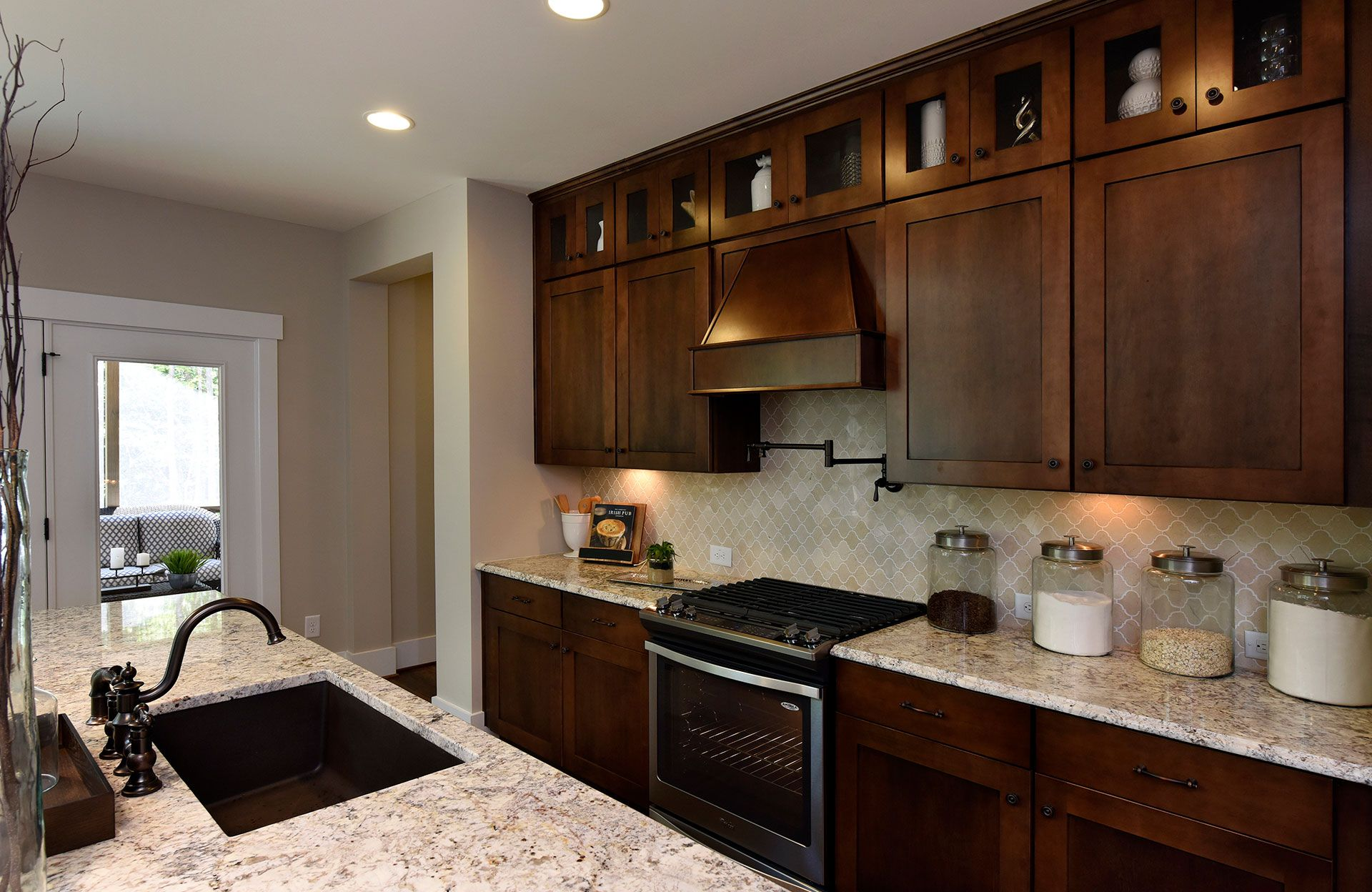 Kitchen-in-Branford-at-Valley Springs-in-Durham