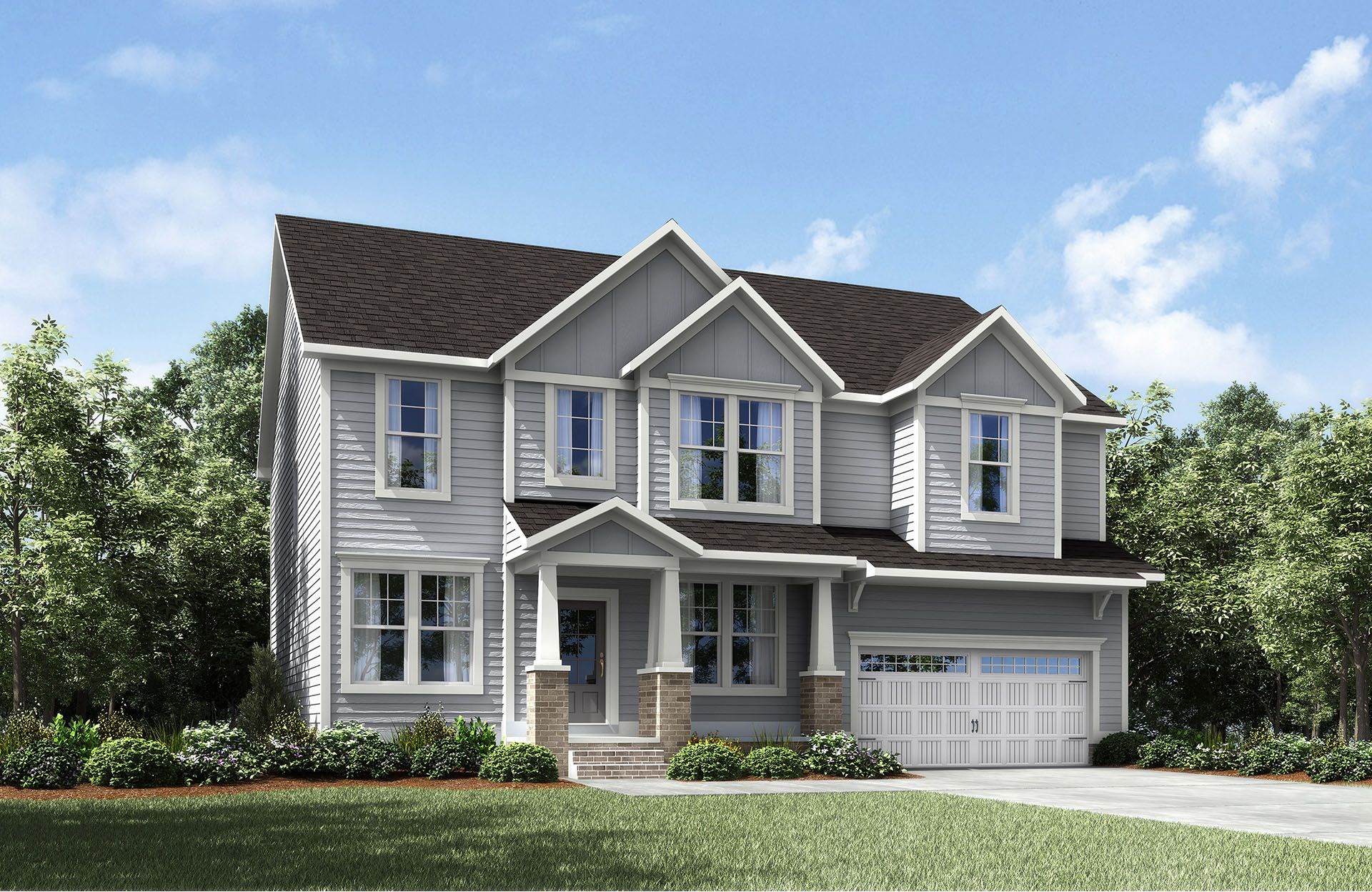 corbin creek woods in hillsborough nc new homes floor plans by more communities by drees homes