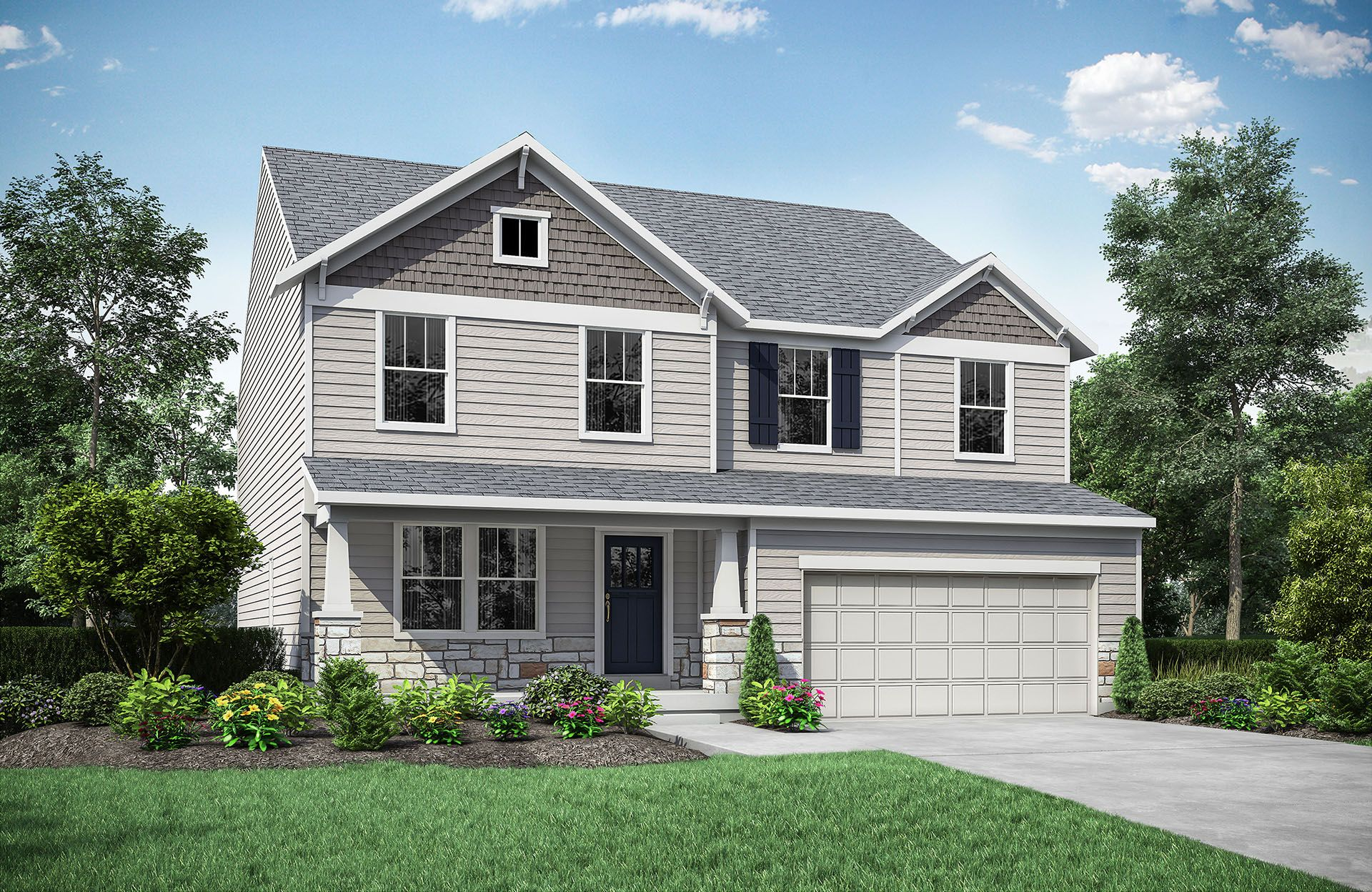 New Construction Homes & Plans in Solon, OH | 612 Homes | NewHomeSource