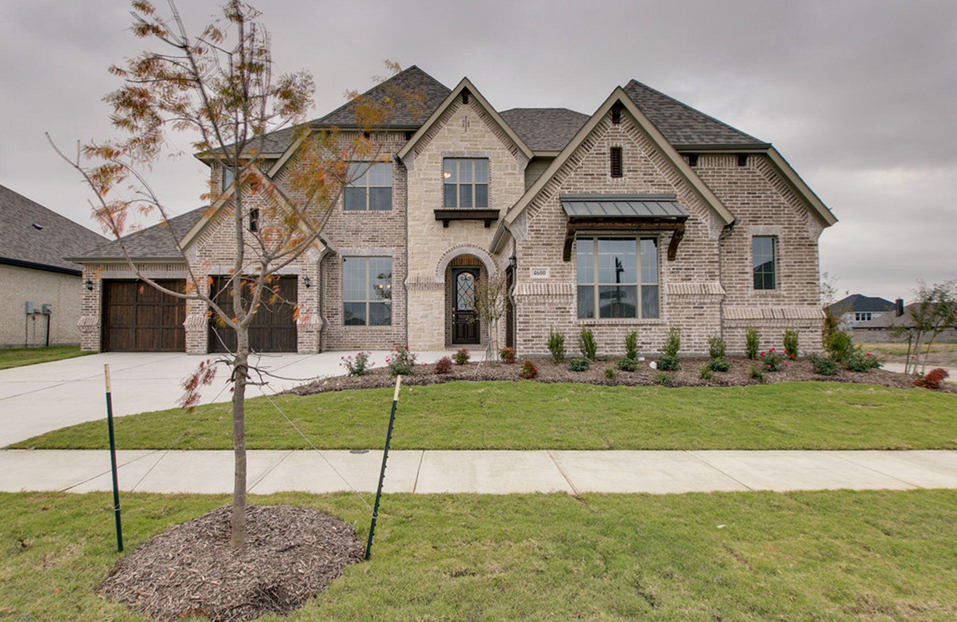 New Homes In Aubrey TX