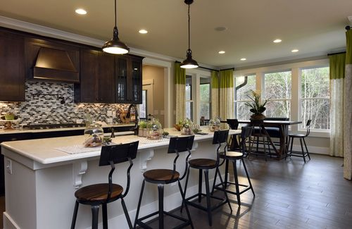 Kitchen-in-Ash Lawn-at-Bailey's at Glenmoor-in-Wake Forest