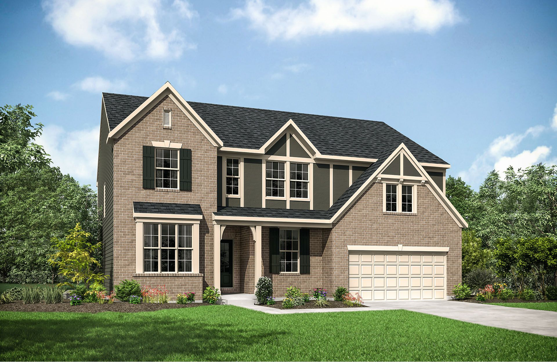 Drees Design Gallery Homes Indianapolis