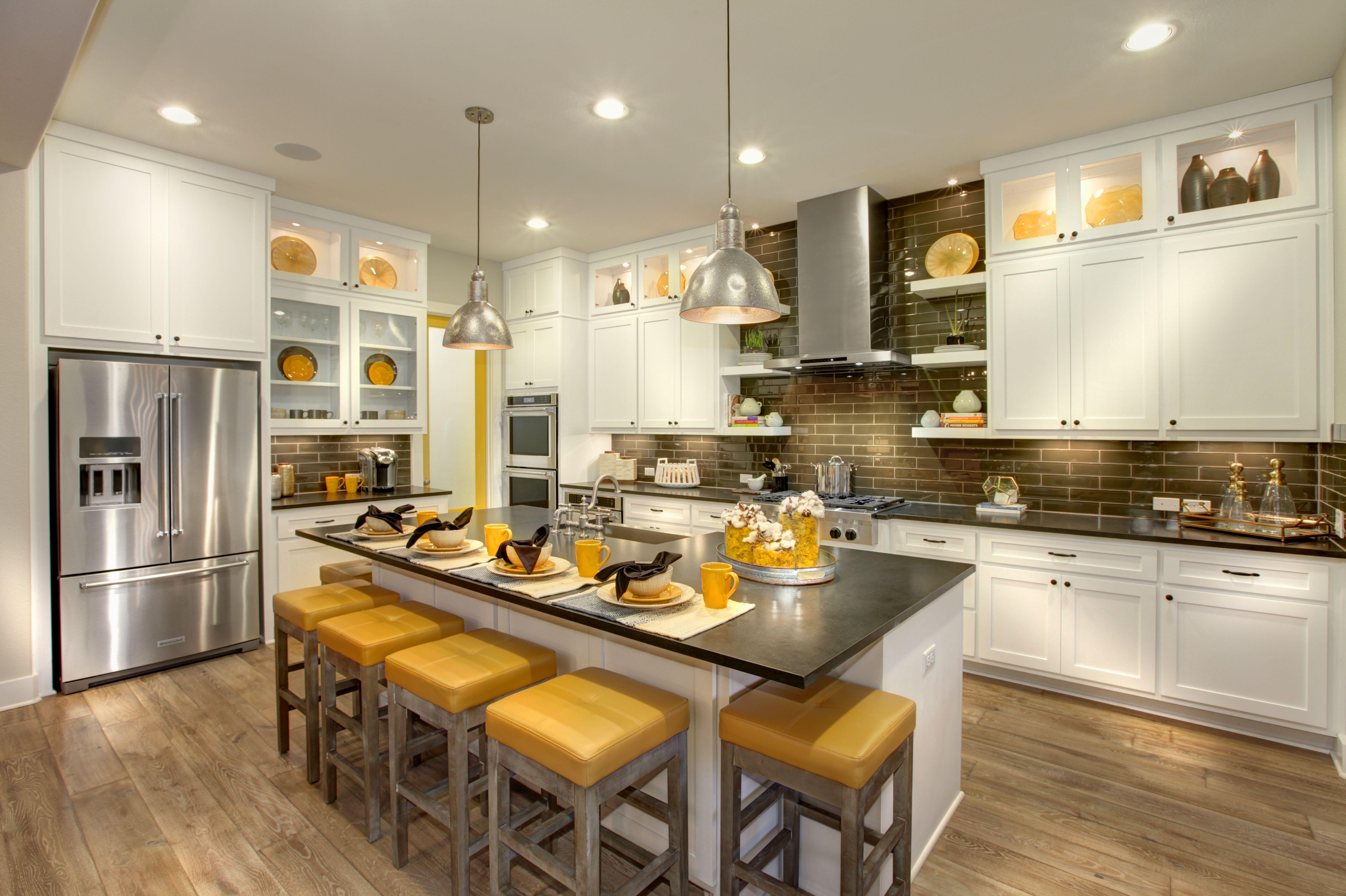 Kitchen-in-Tinsley-at-West Parke-in-Cedar Park