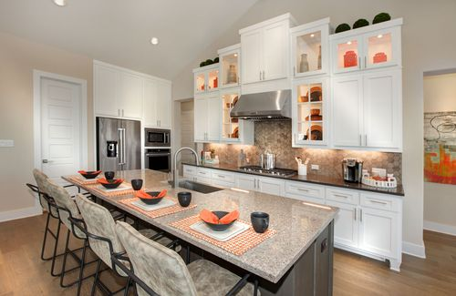 Kitchen-in-Parkhill-at-The Summit at Lake Travis-in-Spicewood