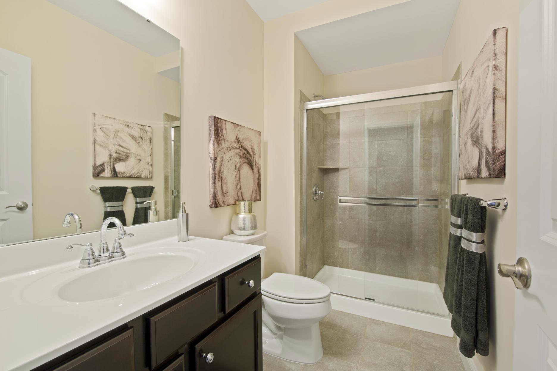 Bathroom featured in the Hialeah By Drees Homes in Cincinnati, KY