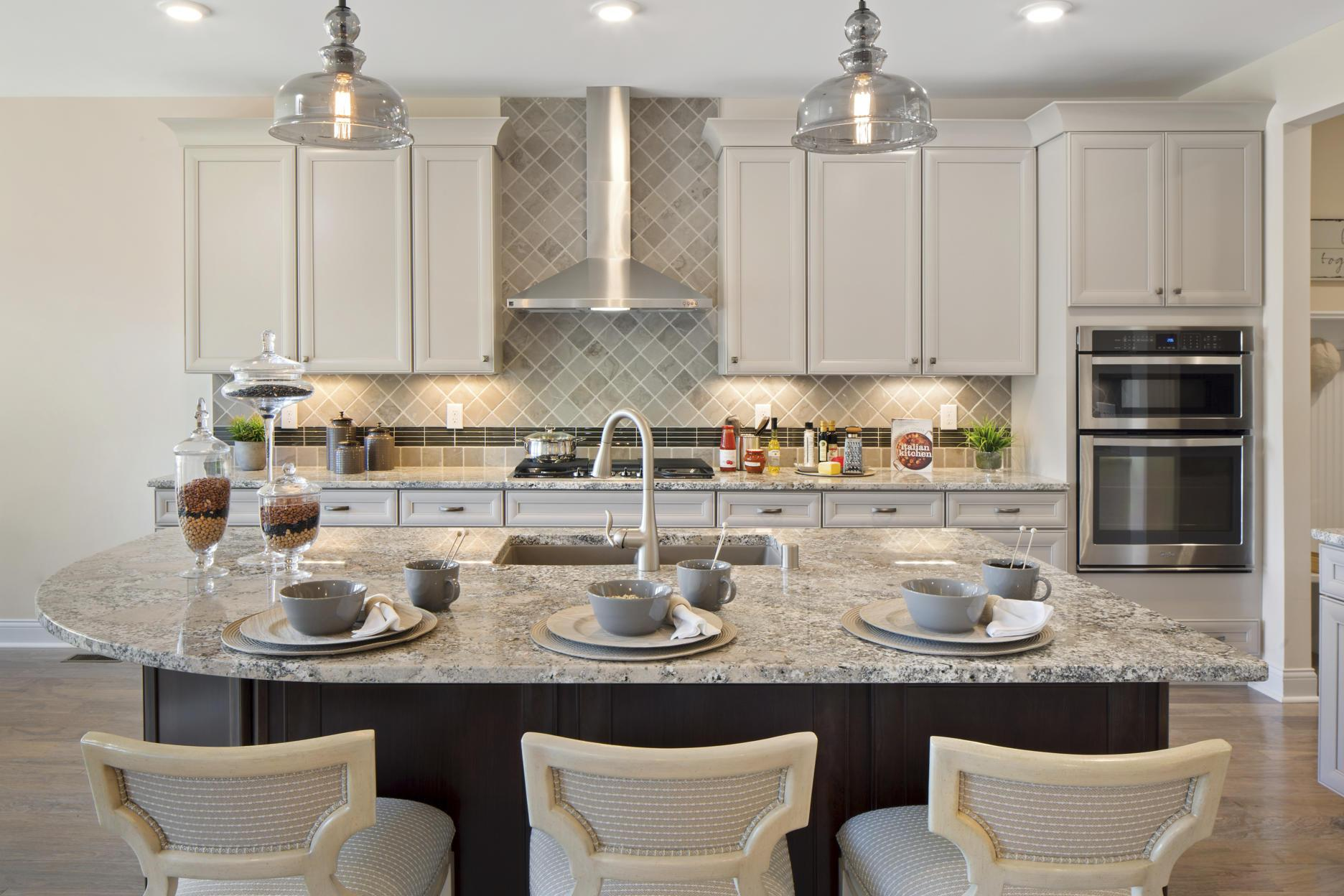 Kitchen featured in the Hialeah By Drees Homes in Cincinnati, KY