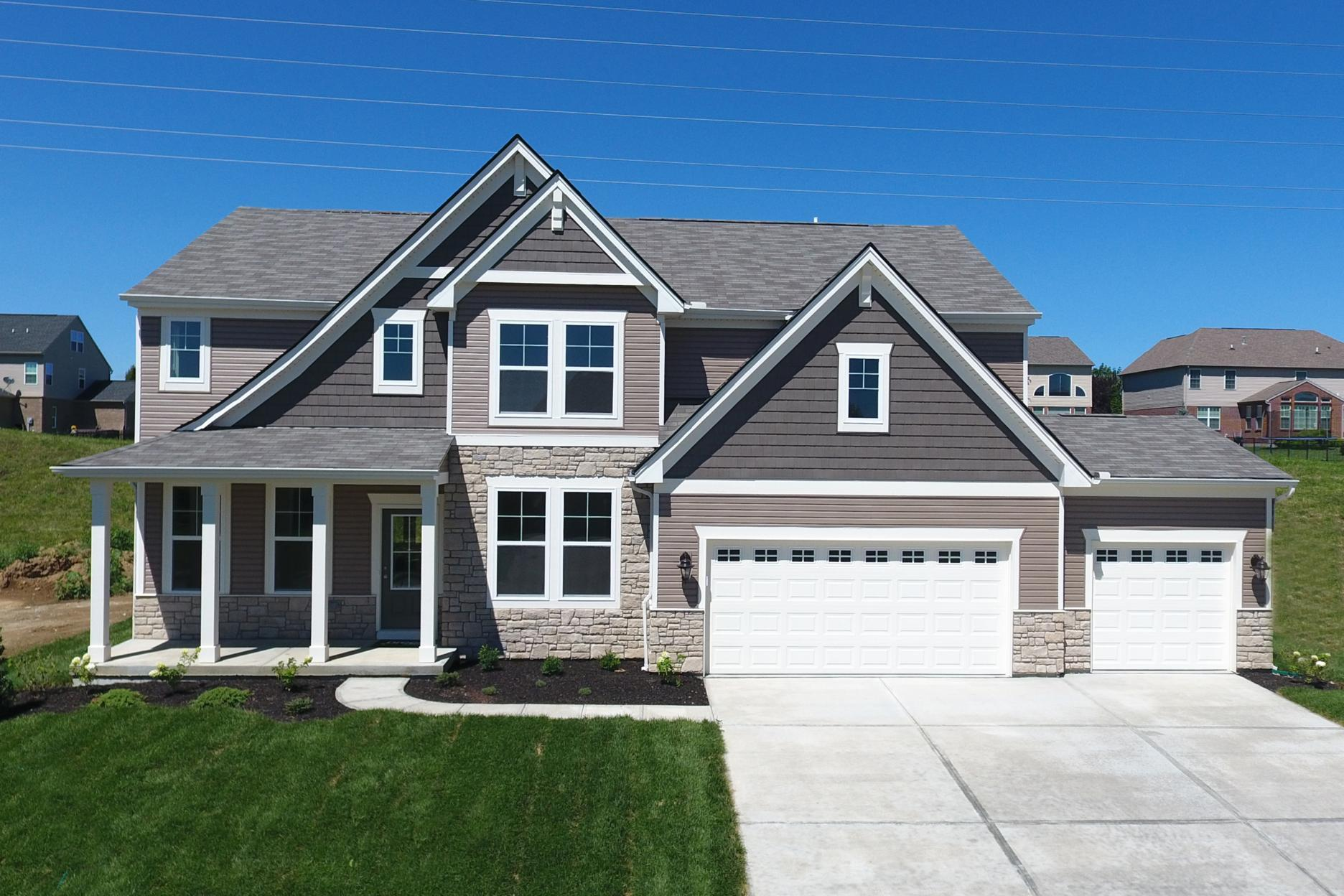 triple crown saratoga springs patio homes in union ky new