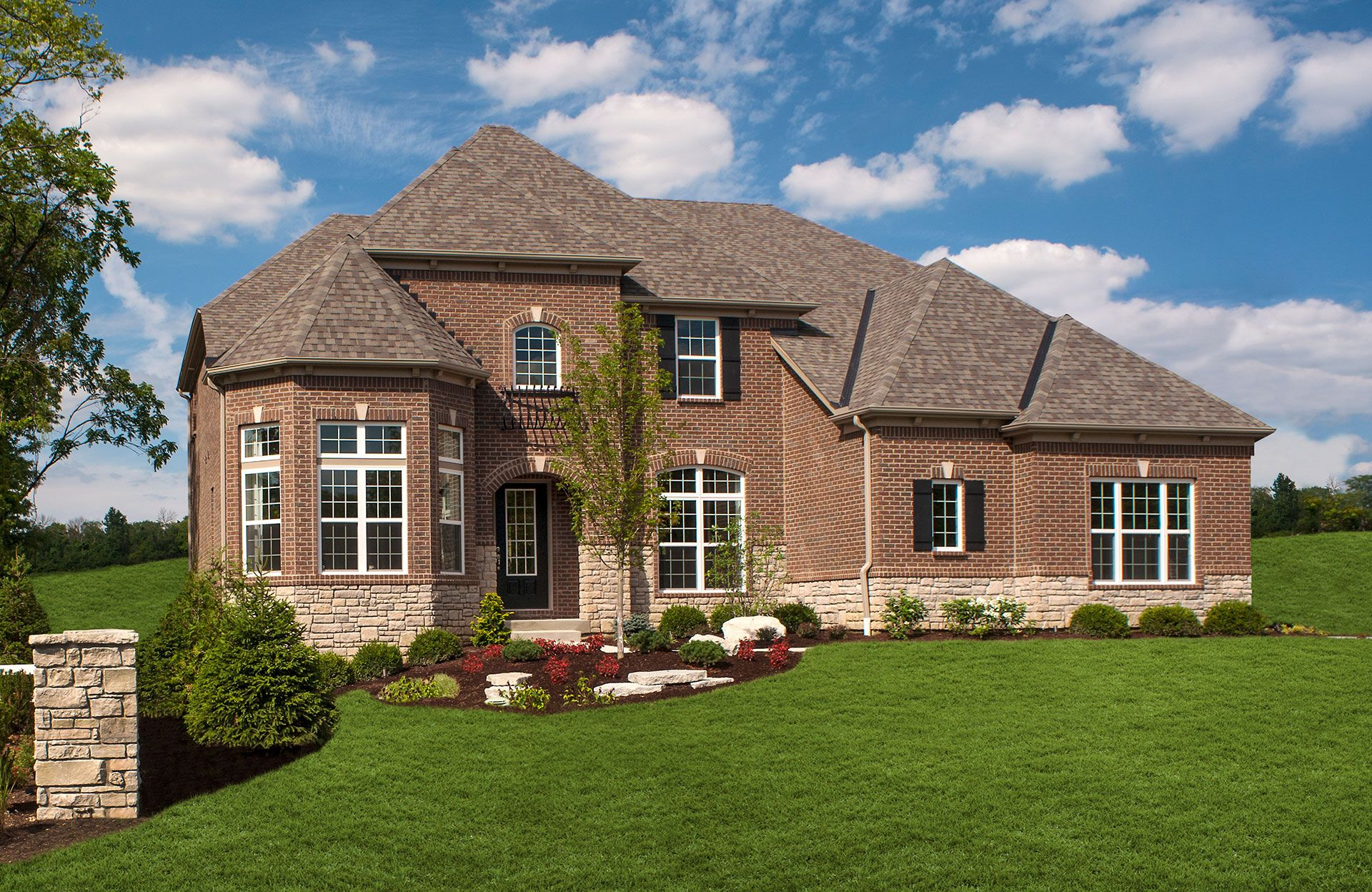 foxborough in west chester oh new homes u0026 floor plans by drees homes